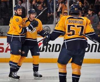 Shea Weber has helped the Nashville Predators get through tough times in more cases than not.