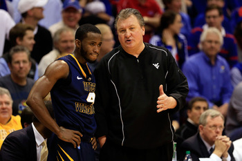 It's been a season to forget for Bob Huggins.