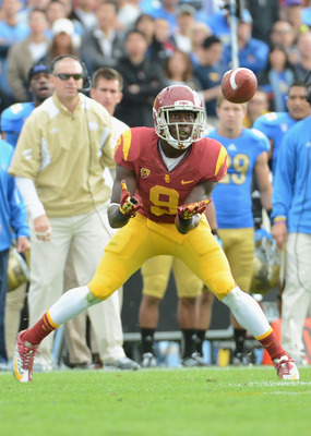Marqise Lee was the bright spot during a disappointing season for USC in 2012.