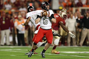 Jordan Lynch, a do-it-all-QB, will look to lead the Huskies to a third-straight MAC title.