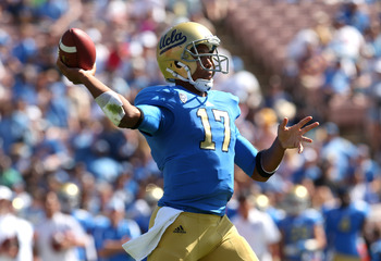 Brett Hundley and UCLA are the defending PAC 12 South champions.