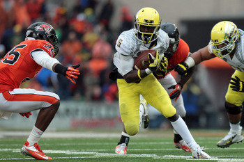In 2013, De'Anthony Thomas will no longer be the second option for the Ducks.