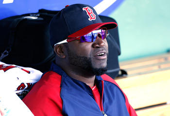 Ortiz hasn't been able to get off the bench this spring.