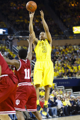 Trey Burke is still the best player in the Big Ten, despite the loss to Indiana.