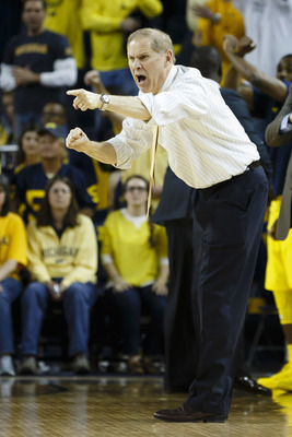 Head coach John Beilein still has a very talented team.