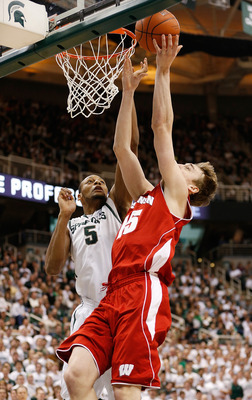 Adreian Payne emerged as one of the country's top rebounding centers during the second half of the Big Ten season.