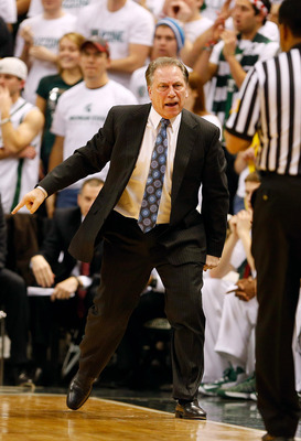 "Tom Izzo has been criticized for ""over coaching,"" but he has Michigan State in familiar territory, warranting a final grade of ""A""."