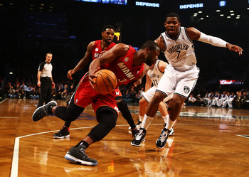 The Nets haven't played well against elite teams like the Miami Heat.