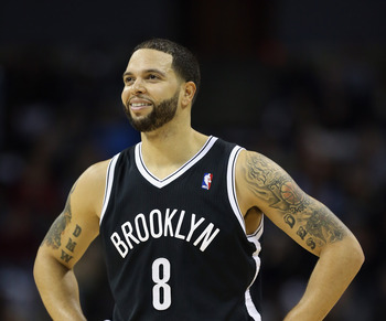Deron Williams has no explanation for his team's third quarter woes.