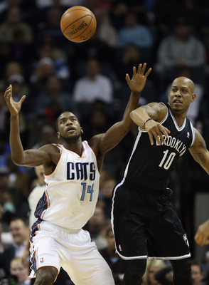 Brooklyn had a season-high 24 turnovers against Charlotte on Wednesday night.