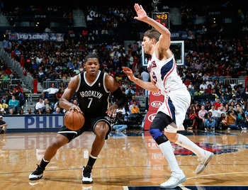 The Nets will need a healthy Joe Johnson for the postseason.