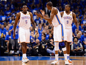The Thunder have one of the best defensive big men duos in the NBA.