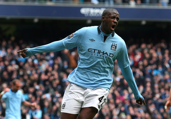 Man City pay the likes of Yaya Toure a reported £225,000 per week at Eastlands