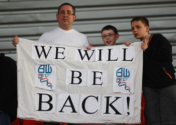 Rather than get relegated, teams like Bolton Wanderers in 2012 would have in fact stayed up to fight another day and carry on consolidating in the EPL