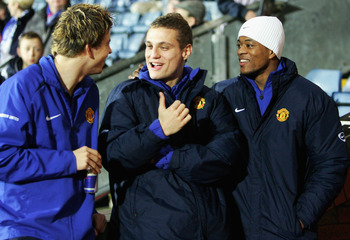 No new faces in January, a la Vidic and Evra at Old Trafford seven years ago
