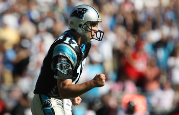 Jake was probably the best QB in Carolina history.