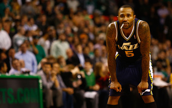 Williams has battled injury this season, but the Jazz should still re-sign him.