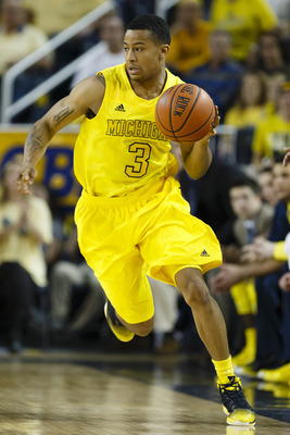 Trey Burke was clearly the best player in the Big Ten this season.
