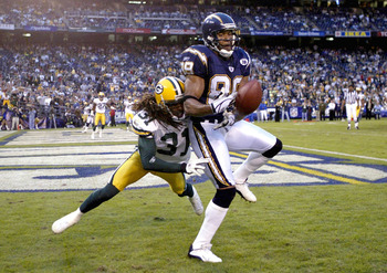 San Diego traded David Boston one year after signing him because he was such a cancer.