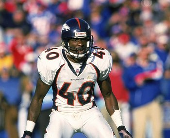 Dale Carter blew his chance with the Broncos.