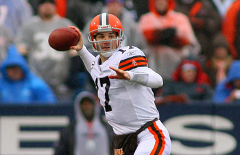 Jake Delhomme was simply another free agent quarterback disaster for the Browns.