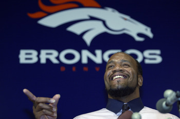 The joke was on the Broncos when they signed Daryl Gardener.