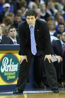 Josh Pastner has led Memphis to a 16-0 record in Conference USA play.