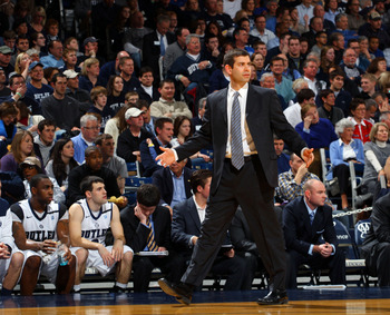 Brad Stevens took Butler to back-to-back national championship games.