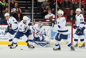 The Lightning's power play is good, but it could definitely be better.