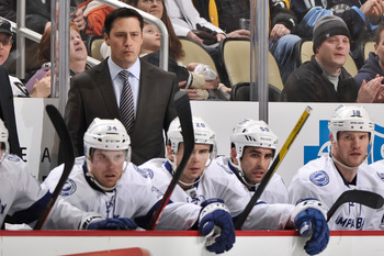 The disconnect is growing between coach and team on the bench in Tampa Bay.