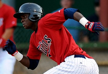 Twins 3B Miguel Sano (Photo Credit: Baseball America)