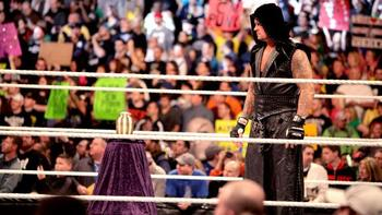 When will Undertaker speak? (photo credit: wwe.com)