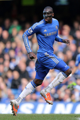 Someday striker Demba Ba, tied for fifth in the English Premier League with 15 goals scored, will get his chance to shine at Stamford Bridge.