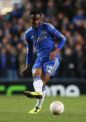 Things just seem to go better for Chelsea when defensive midfielder John Obi Mikel is in the Blues starting XI.