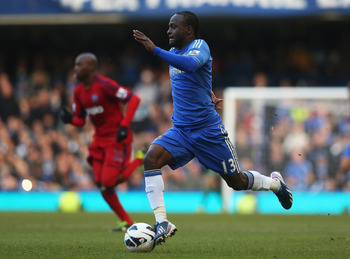 Victor Moses brings a certain energy to Chelsea's offense when he is on the pitch and should be a key cog in the Blues plans for years to come.