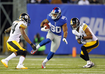 It has taken just three short years for Victor Cruz to rise to stardom