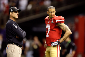 Jim Harbauch hitched the 49ers' season to Kaepernick's unique talent.