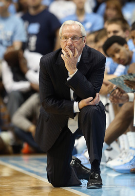 Roy Williams thought long and hard before shaking up his lineup.