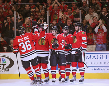 The Blackhawks have shown no hangover effect from the NHL lockout.