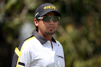 Jason Day isn't far from joining the elite on the PGA Tour.