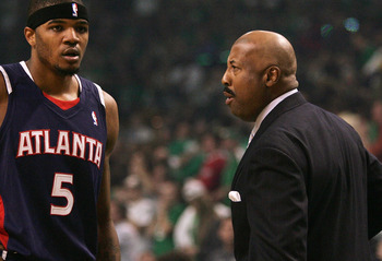 After several postseason failures in Atlanta, Woodson wasn't a hot coaching commodity.