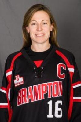 Image obtained from Brampton CWHL page