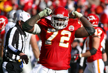 The Chiefs risk losing defensive end Glenn Dorsey in free agency.