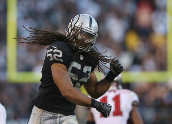 The Raiders need to re-sign linebacker Philip Wheeler, but he's going to have other offers.