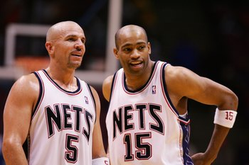 Before D-Will and Iso-Joe, there was Jason Kidd and Vince Carter.