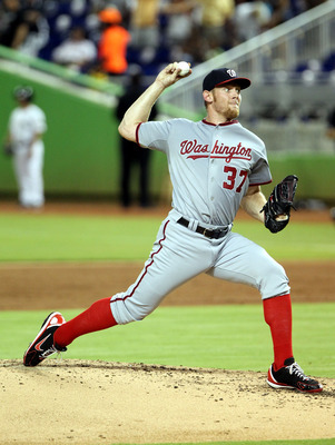 Stephen Strasburg is good, but first round good?