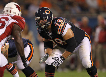Shaffer had plenty of NFL starting experience, but he underachieved in Chicago.