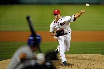 Gio Gonzalez will be a major force in the rotation.