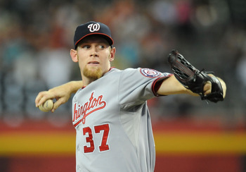 Strasburg faces some high expectations in 2013.