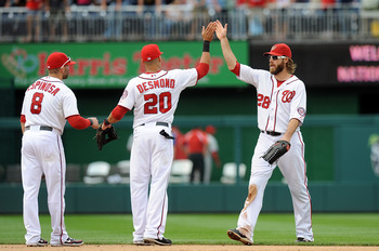 The Nationals still have work left to be done in 2013.